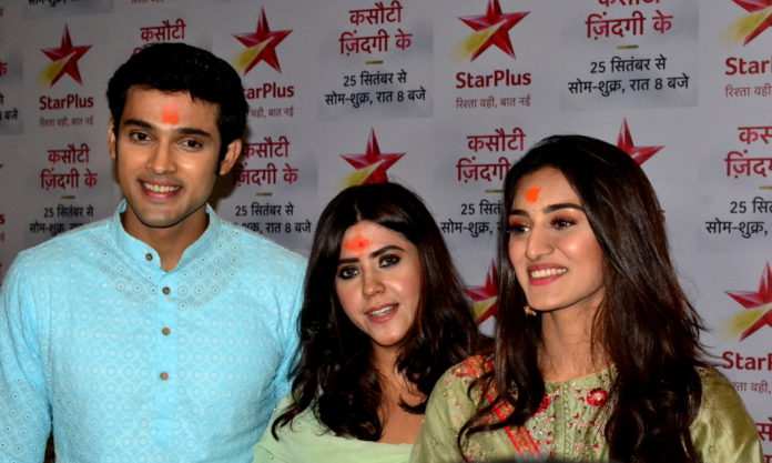 THE EPIC LOVE SAGA IS BACK – KASAUTII ZINDAGII KAY
