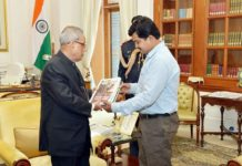 Pranab Mukherjee & Faruque Ahamed