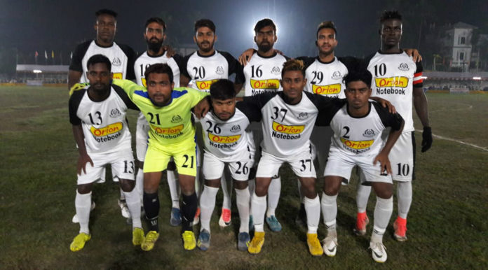 BLACK PANTHERS BEAT ASEB TO REACH GOLD CUP FINAL