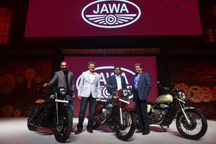 Jawa & Jawa forty two - The new generation of Jawa Motorcycles