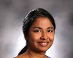 Dr.Yamini Atluri, a US-based NRI doctor working at Spectrum Health Medical Group in Michigan