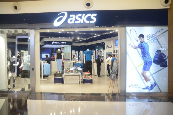 Inauguration of East India's First outlet of Japan's true performance brand ASICS at South City Mall, Kolkata_3