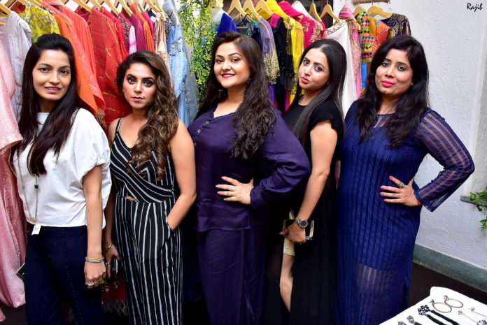 Bournvilla Multi-designer Store present Wedding Trousseau curated by Amrita Singh