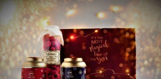 Oh Cha - Enjoy Christmas Flavours