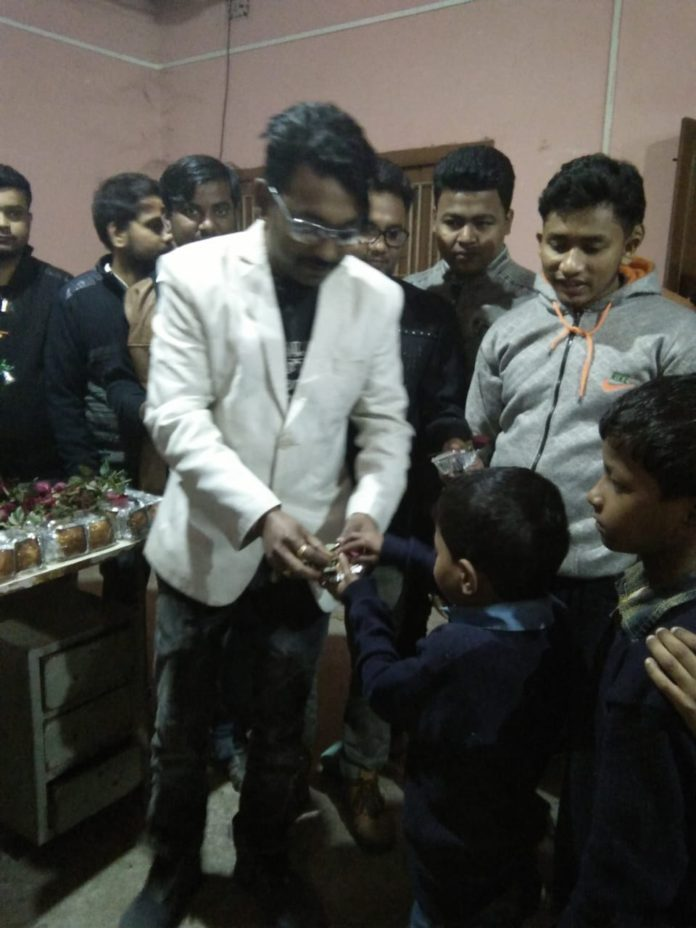 TMCP participates in Christmas at South Dinajpur