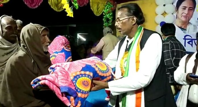 TMC - Blanket Distribution