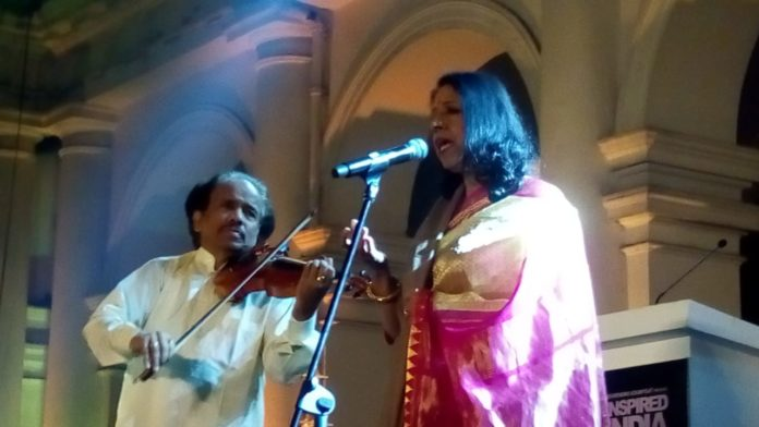 Inspired India - A musical concert to commemorate 125 years of Swami Vivekananda's Chicago speech