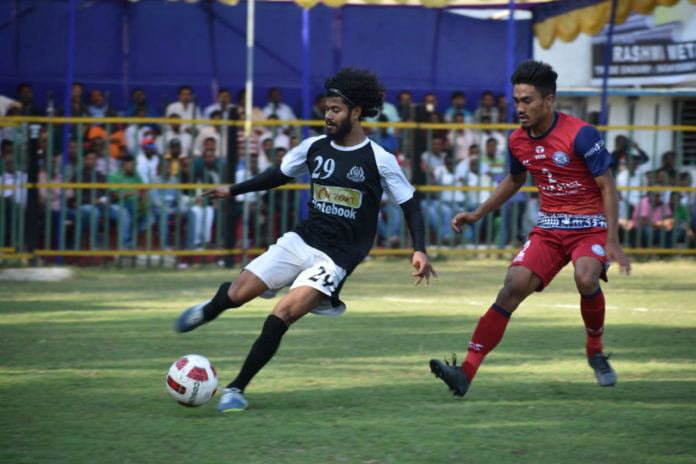 BLACK PANTHERS BEAT JAMSHEDPUR FC RESERVES TO REACH STEEL EXPRESS CUP FINAL