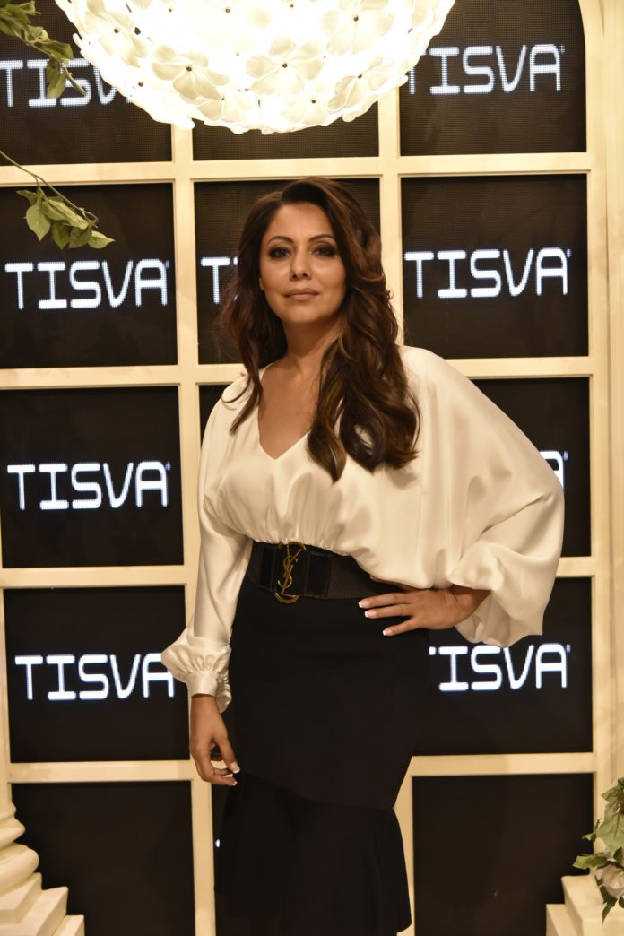 Gauri Khan launches Signature Spring Collection for Tisva by Usha Intern...