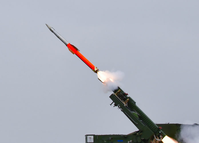 The Defence Research and Development Organisation (DRDO) successfully test fired indigenously developed Quick Reaction Surface to Air Missiles (QRSAM) from ITR Chandipur, Odisha on February 26, 2019.