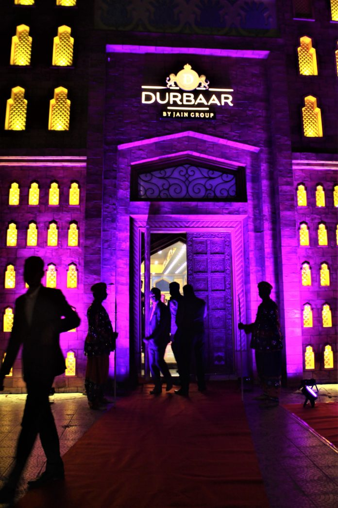 Inauguration of Durbaar by Jain Group
