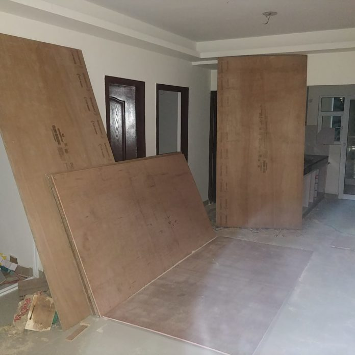 CenturyPly Raid on Counterfeit Plywood Products in Noida