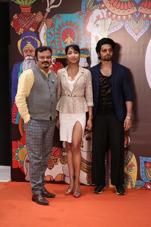 Snehasish Bhattacharya, Prarthana Sarkar, Mohammed Iqbal judges of West Bengal Audition of fbb Colors FEMINA MISS INDIA 2019.