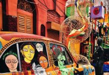 World Art Day at Kolkata