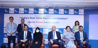 Apollo Proton Cancer Centre, Chennai, Performs India's First Total Marrow Irradiation Procedure