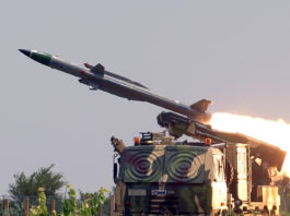 The Defence Research and Development Organisation (DRDO) successfully test fired AKASH-MK-1S missile from ITR, Chandipur, Odhisa on May 27, 2019.