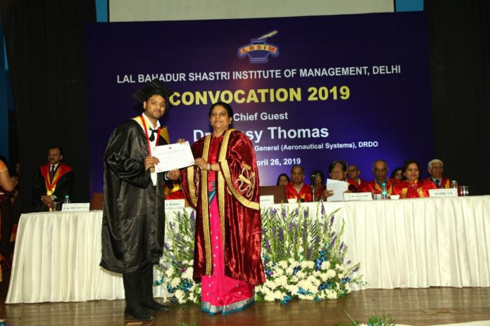 LBSIM witnessed its 23rd Annual Convocation
