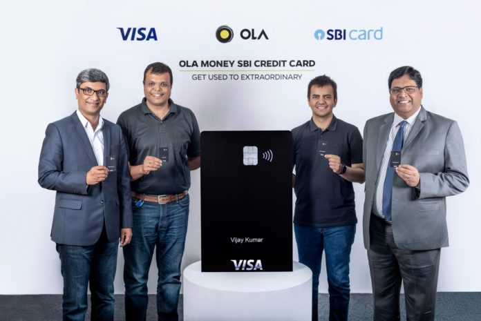 Ola SBI Credit Card