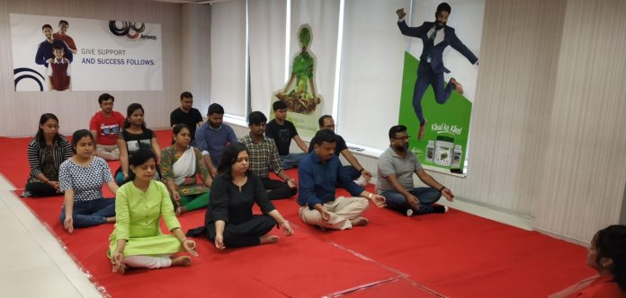 Amway India celebrates International Yoga Day with wellness workshops and yoga sessions in Kolkata