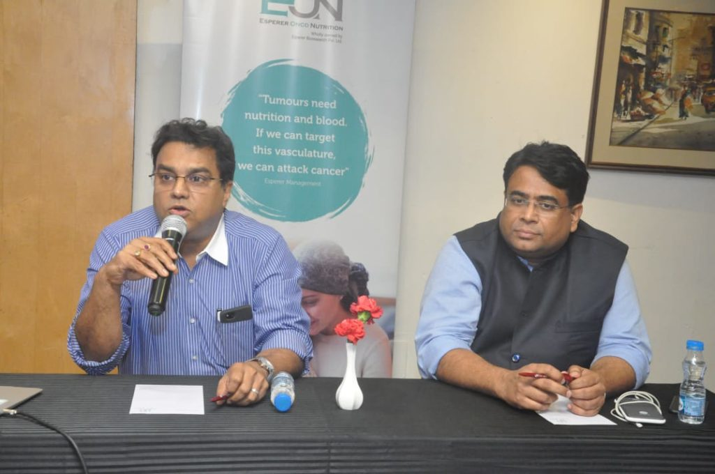 Dr. Chanchal Goswami, MBBS, DMRT, MD, Medical Supers Specialty Hospital AMRI Hospital & Mr. Raktim Chattopadhyay Founder & CEO