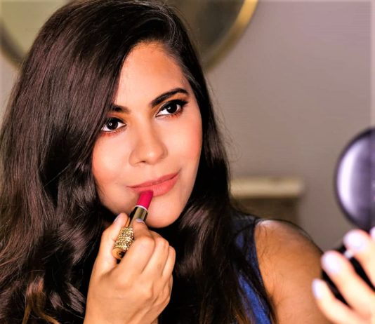 Pooja Mittal tells us how she became a successful fashion blogger