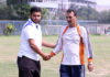 Subrata Bhattacharjee at MSC Practice