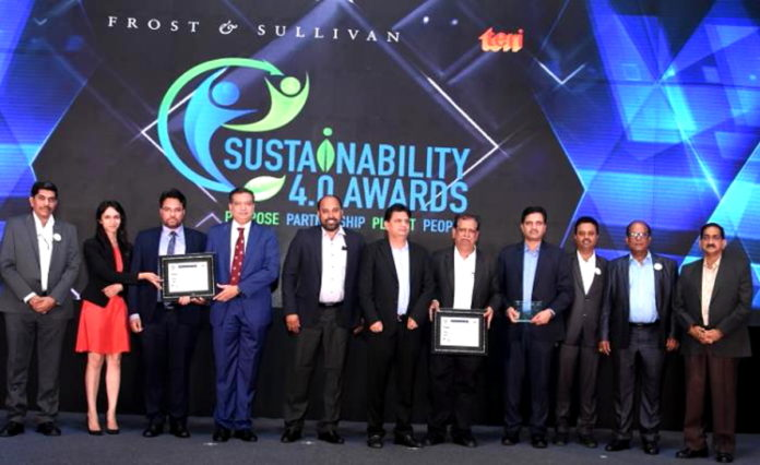 TERI Sustainability 4.0 Awards 2019