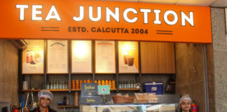 Tea Junction outlet at Select City Walk, Delhi-photo 1