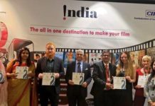 Indian Pavilion at Toronto International Film Festival