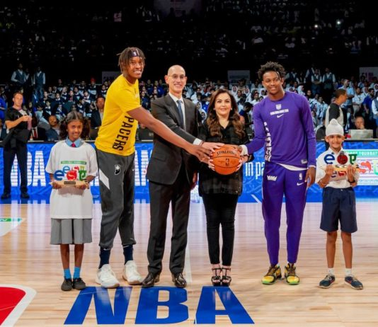 Reliance Foundation and NBA