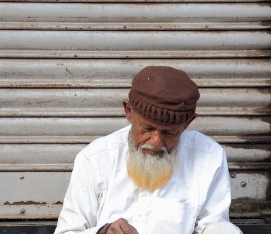 The Final Counting #savings #counting #lastmile Old man Counting the last pennies and waiting to call it a day.- By Suman Munshi