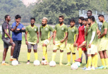 Important to stay in the rhythm, says Saheed Ramon Mohammedan Sporting Club coach