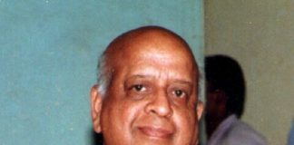 T.N.Seshan Ex Chief Election Commissioner of India