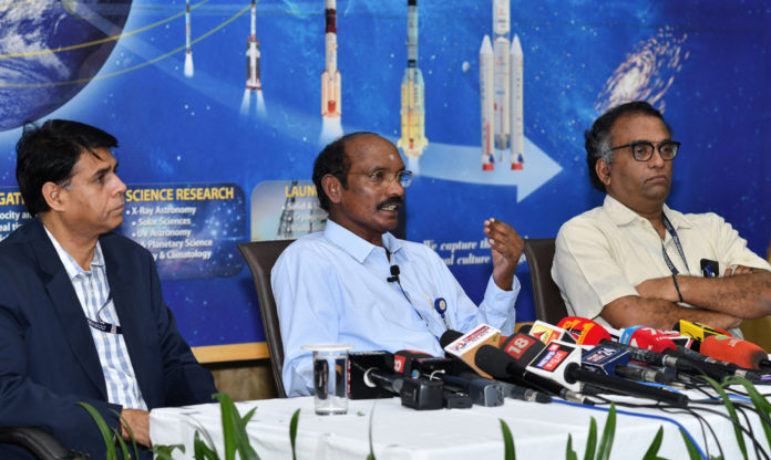 The process of Astronaut selection for the Gaganyaan mission is completed :ISRO Chairman