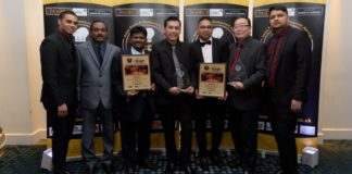 "Hakkaland adds two new feathers to its hat by winning 'Best Chinese Cuisine in United Kingdom' and ""Best Chef of the Year London 2019' at the Asian Food & Restaurant Awards (AFRA) 2019"