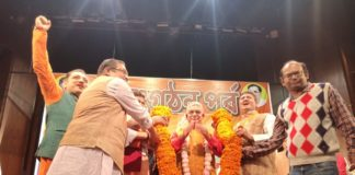 Dilip Ghosh re-elected as State President of BJP West Bengal