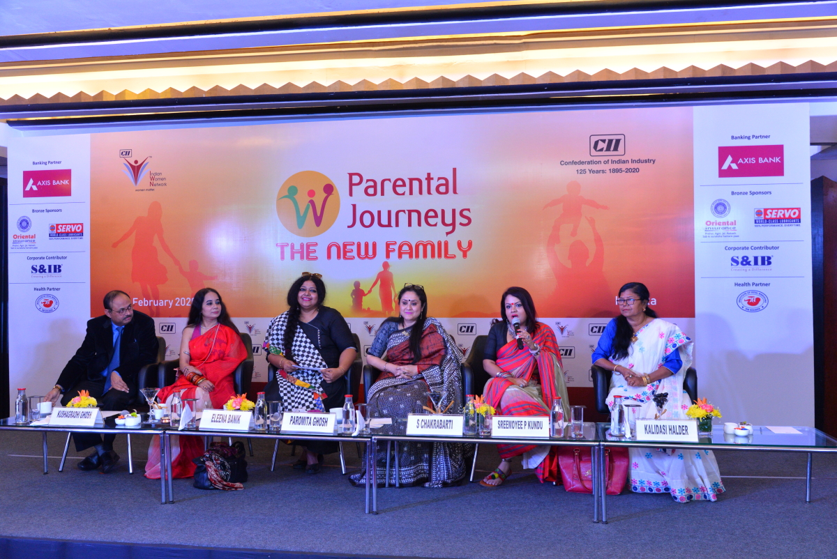 CII – Indian Women Network - Panel Discussion Session 1