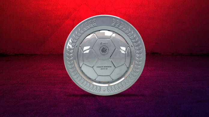 FSDL unveils Hero ISL League Winners Shield