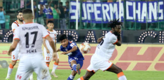 Hero ISL 2019-20 Semi-Final 1, 1st Leg - Chennaiyin FC vs FC Goa
