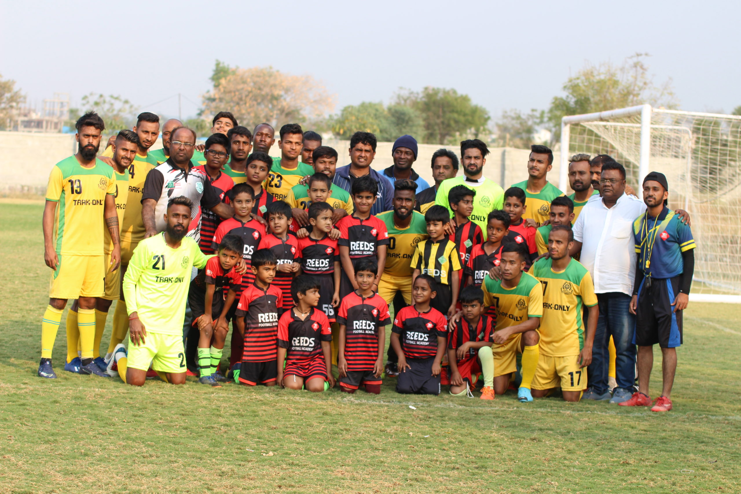 Black Panthers Pictures in Hyderabad Practice
