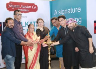 Grand Inauguration of Kolkata Art Fair presented by Shyam Sundar Co. Jewellers