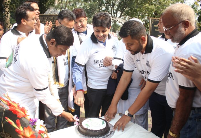 Mohammedan Take Stand Against Plastic Pollution On 129th Foundation Day
