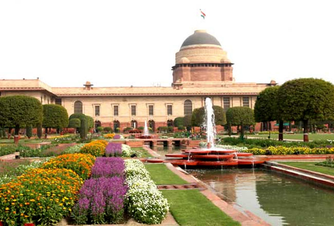 Mughal Gardens to Remain Closed on February 24 And 25 for The Public