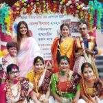 Priyanaka Sarkar Played Holi with son Sahaj