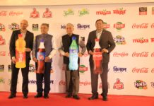 Coca-Cola India Spokespersons unveil latest Bengali Labels at Press Conference in Kolkata