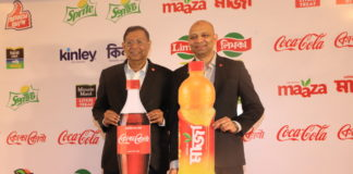 (L-R ) T. Krishnakumar , President, Coca-Cola India and South West Asia and Ishteyaque Amjad , VP, PACS, Coca-Cola India and South West Asia