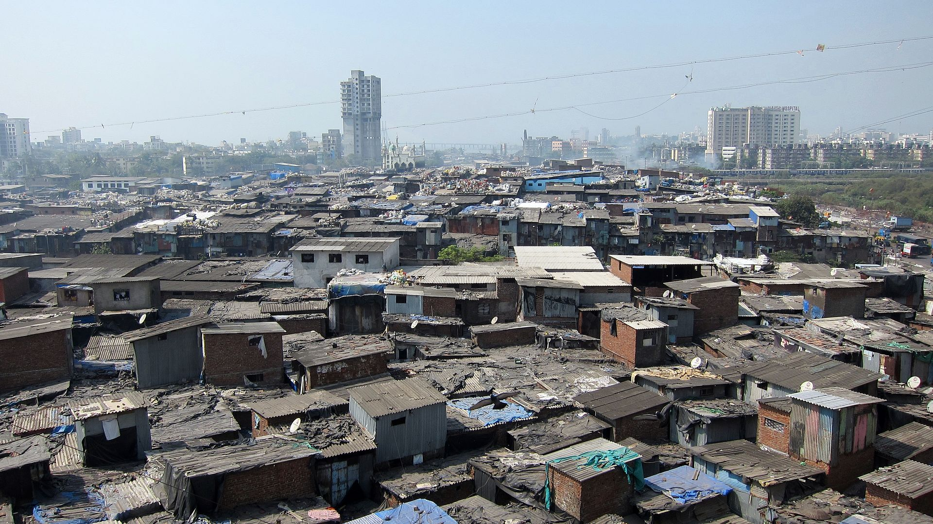 Housing & Slums both are under threat of COVID-19