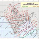 Monsoon in India 26 May 2020