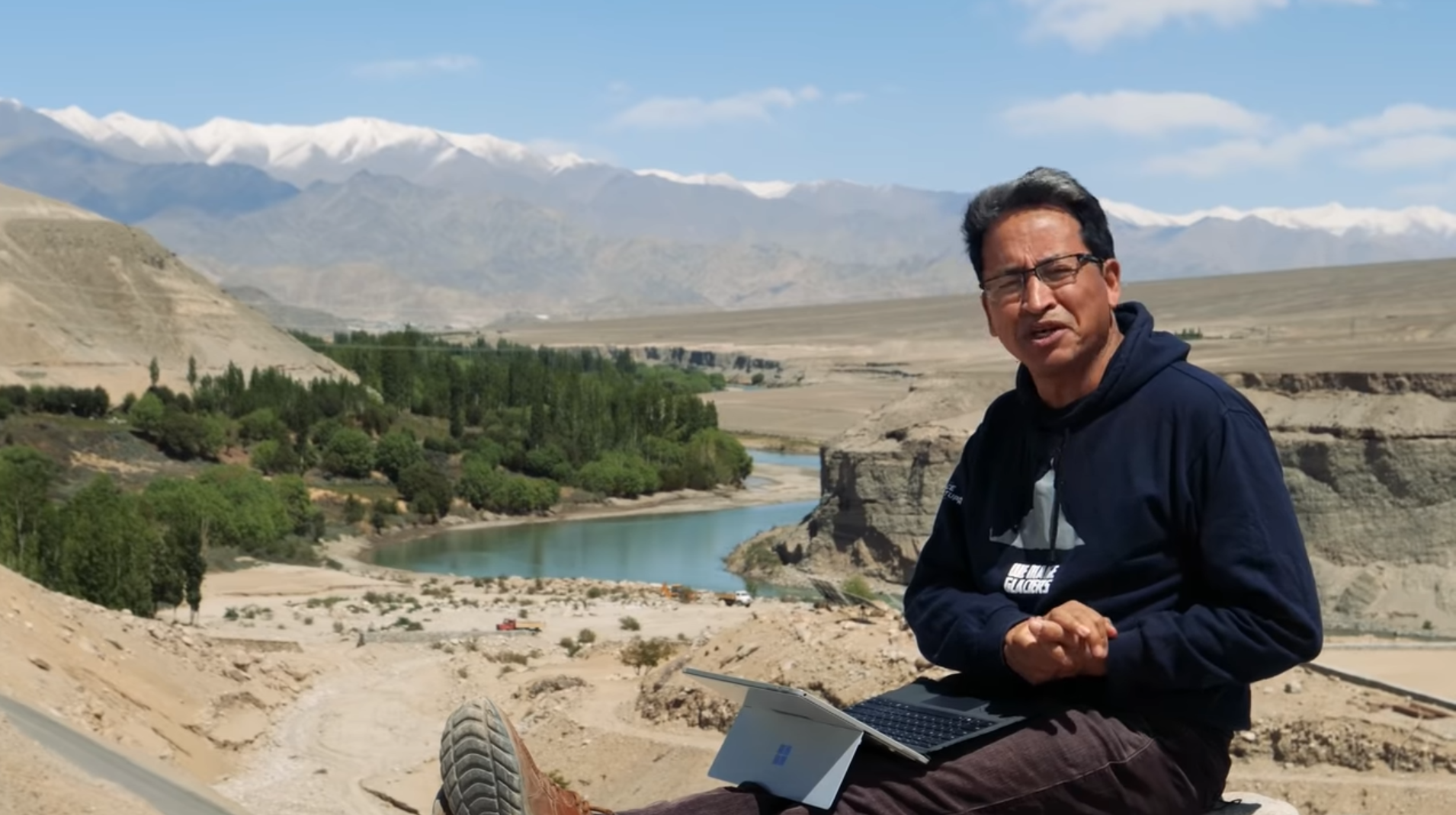 Sonam Wangchuk appeals to all Indian citizens