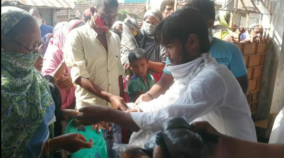 Relief Work During COVID-19